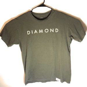 Diamond Supply Co. Desert Camo Spellout